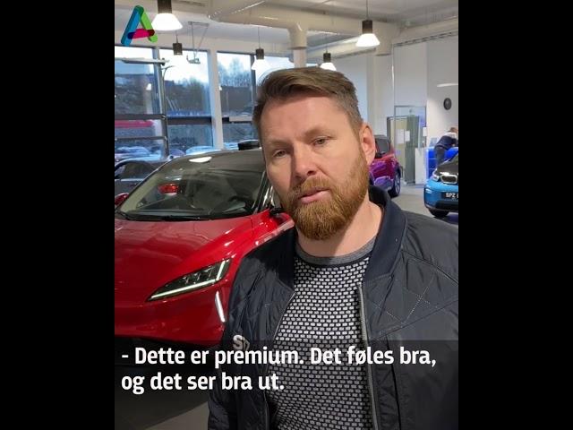 Xpeng har ankommet Askøy