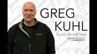 2017 Heart of the Community Recipient: Greg Kuhl