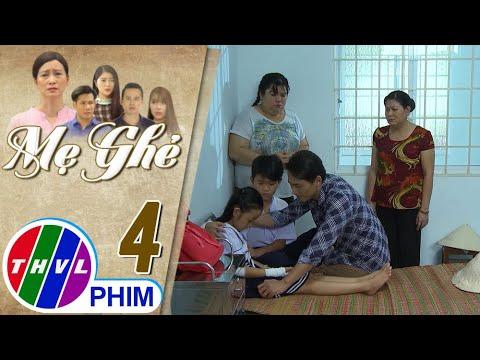 Mẹ ghẻ - Tập 4[2]: Phong đau lòng khi thấy con gái bị tai nạn