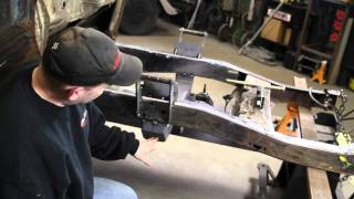 Mustang II Front End Suspension Install