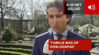 Jesse Klaver: 'Turkije was op oorlogspad'