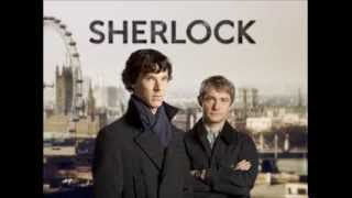 EDP - The Game Is On (Sherlock theme remix)