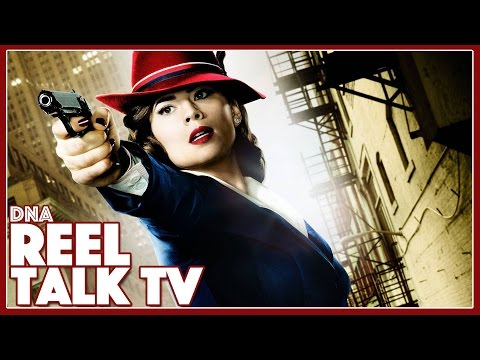 DNA Reel Talk TV: Agent Carter Season 2 Spoilers and Potenti