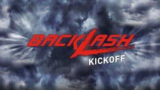 Wwe Backlash Kickoff: June 14, 2020