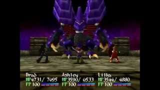 Wild Arms 2 (PS) All Secret Bosses