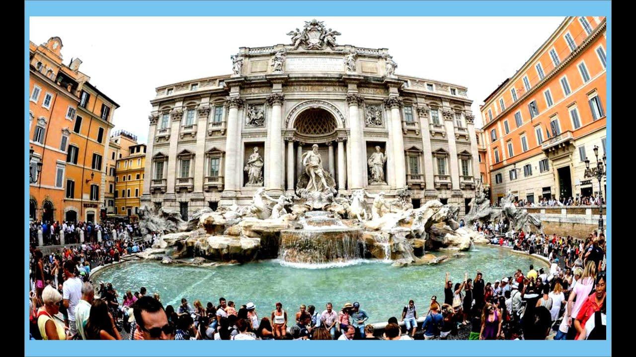 Fontana di trevi historia roma italia producciones vicari for Be italia