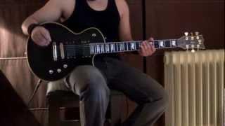 Draconian - Deadlight - Guitar Cover