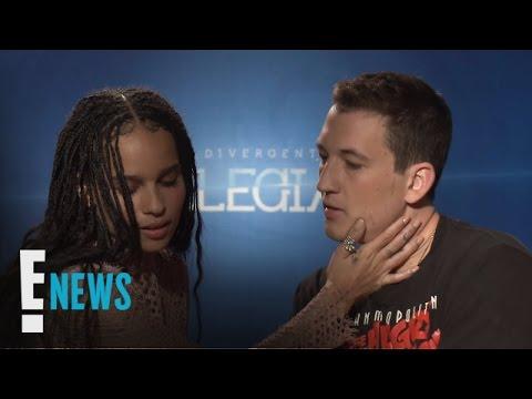 Miles Teller and Zoe Kravitz Want Love in