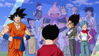 Mały, ale wariat (Dragon Ball Super - polski dubbing)