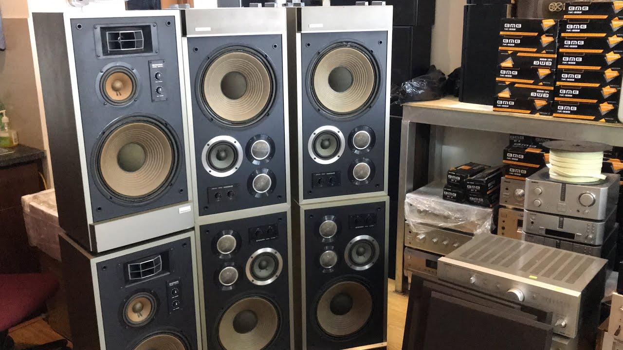 20/6 Lô loa pioneer bass 30 đẹp chất:0941.891.914 Văn Phú Hà Đông Hn