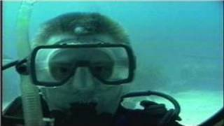 Scuba Diving Lessons   How to Use a Scuba Mask