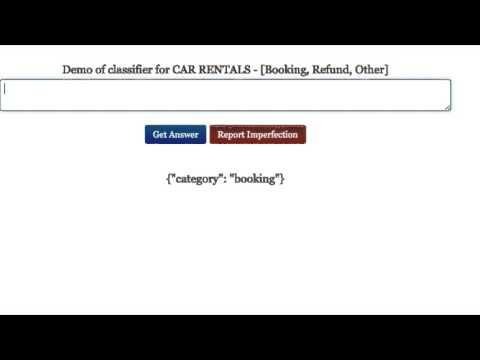 semantic text classification thatneedle.com