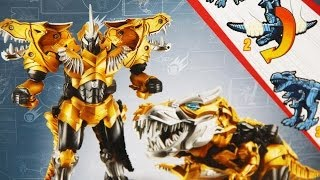 Grimlock -  Flip n Change / Obrotowa Transformacja - Transformers 4 - Hasbro - www.MegaDyskont.pl