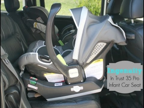 Ingenuity In Trust Car Seat Review