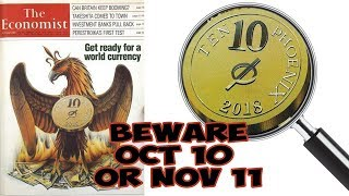 Beware of October 10 or November 11? 30 Year Prediction? Bitcoin To Explode? Lets Hang Out. 😱😱