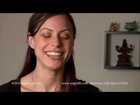 Yogic Life: Maria Villella on Visiting an Ashram in India