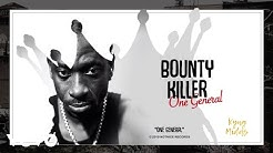 Bounty Killer - One General (Official Audio)