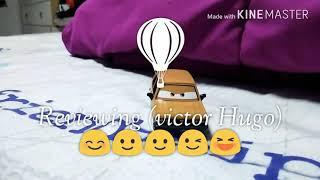 Mattel Disney cars 2 (victor Hugo) 😆😆😊😉🌟