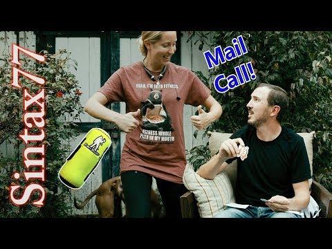 Mail Call - Alkaloids & Air Force Bases