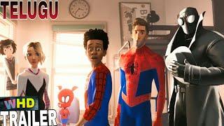 Spider Man: Into The Spider Verse Telugu Trailer Bob Persichetti, Peter Ramsey, TW Trailer World