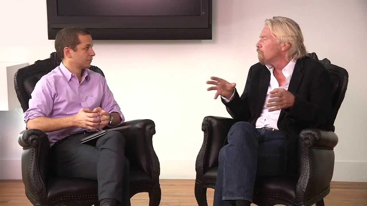 How Linkedin has the Secret To Success - Richard Branson ...