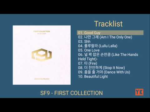 Download SF9-FIRST COLLECTION ALBUM Mp4 baru