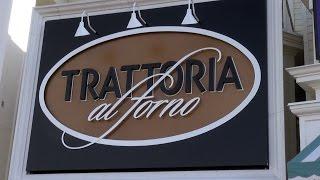 First Look - Trattoria Al Forno Opens At Disney's Boardwalk Resort - New Italian Restaurant!