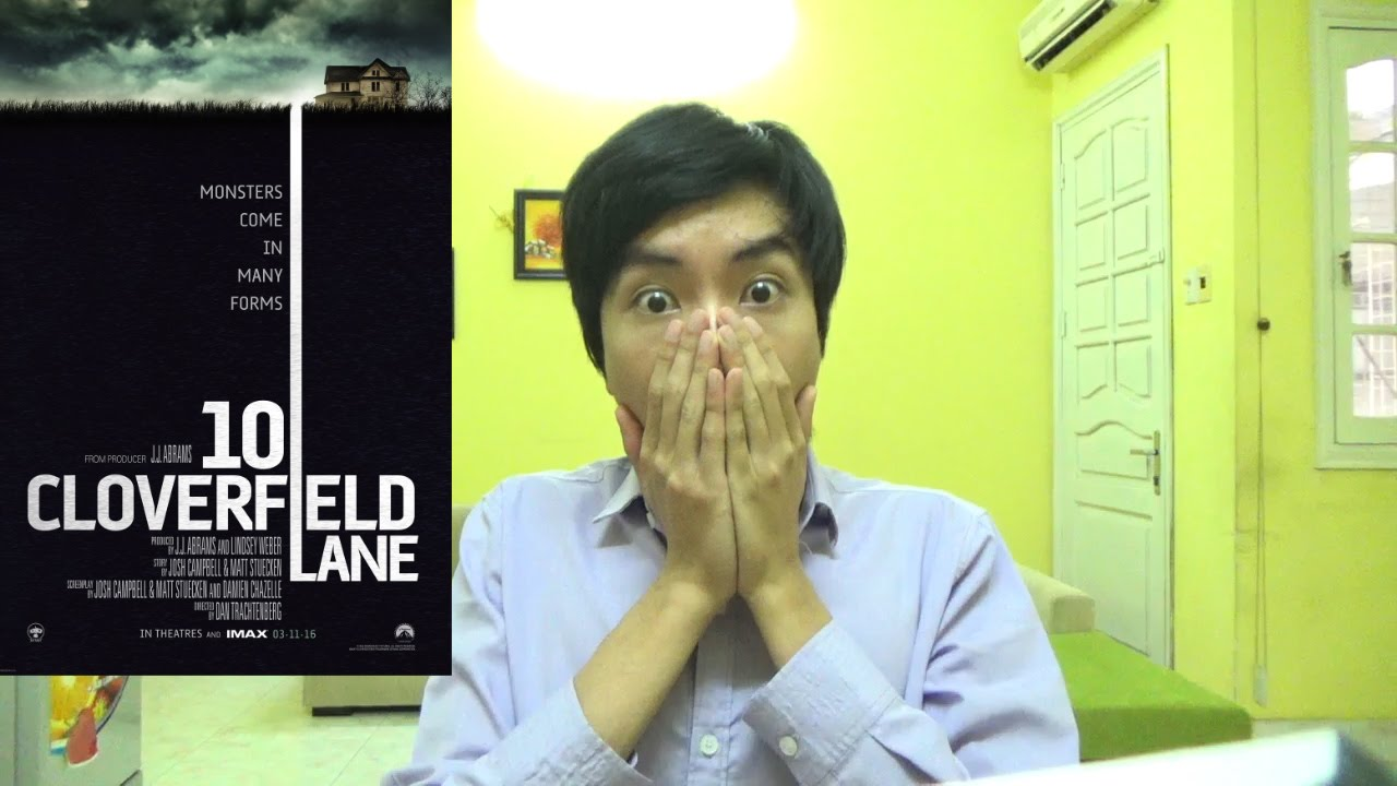 Review Phim 10 Cloverfield Lane