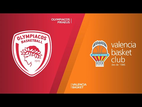Olympiacos Piraeus - Valencia Basket Highlights   Turkish Airlines EuroLeague, RS Round 14