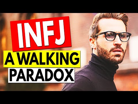 10 Reasons The INFJ is A WALKING PARADOX | The Rarest Personality Type from YouTube · Duration:  11 minutes 21 seconds