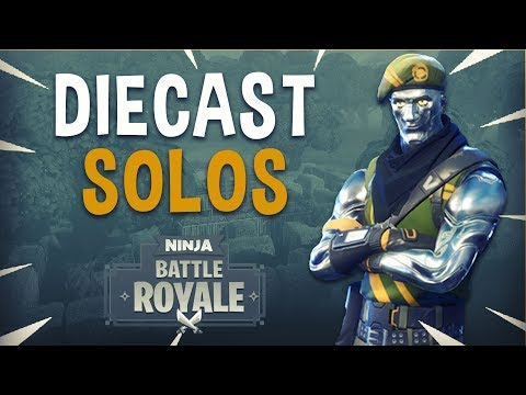 Diecast Solos - Fortnite Battle Royale Gameplay - Ninja