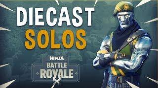 Diecast Solos - Fortnite Battle Royale Gameplay - Ninja thumbnail