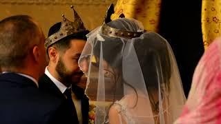 Чудесное Венчание в Армянской церкви