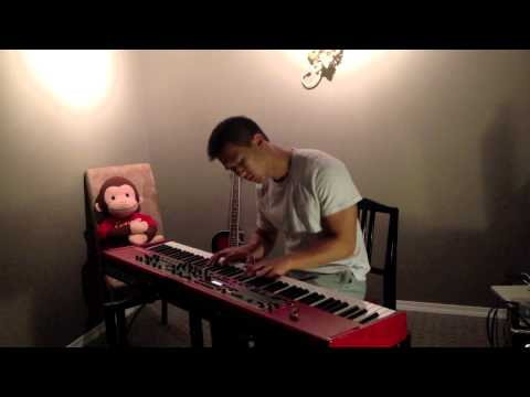 ☺ My Wish - Rascal Flatts Piano Cover - Terry Chen (Happy Father's Day)