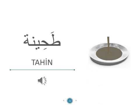 Arapçada kahvaltılıklar
