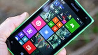 Microsoft Lumia 435 Dual SIM - Unboxing en Español