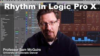 Top 5 Reasons to Use Logic Pro X   Rhythm Tools!