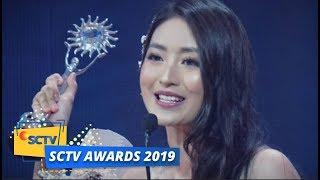 Download lagu Natasha Wilona - Aktris Utama Paling Ngetop | SCTV Awards 2019