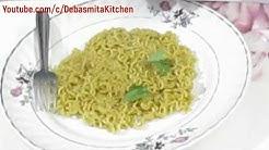 Plain Maggi Noodles - How to make Maggi in 10 Minutes - Debasmita