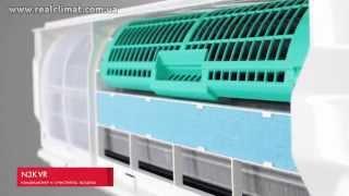 Кондиционеры Toshiba серии N3KVR(http://realclimat.com.ua/ Интернет-магазин климатической техники Инверторные кондиционеры Toshiba серии N3KVR., 2015-08-10T19:02:04.000Z)