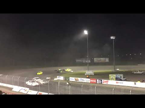 Red River Valley Speedway IMCA Stock Car Feature 8-21-19
