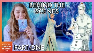 Discover The World of: Frozen The Musical - Part 1 | Behind the scenes, interviews and more!