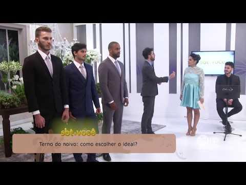 Como escolher o terno ideal para noivos | SBT & Você