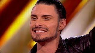 Rylan's Best Bits - Live Week 8 - The X Factor UK 2012