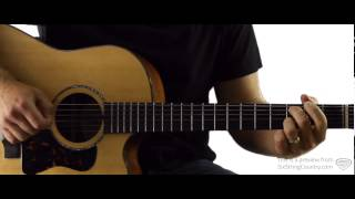Buy Me A Boat - Chris Janson - Guitar Lesson and Tutorial