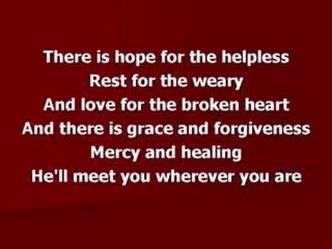 Cry Out To Jesus (worship video w/ lyrics)