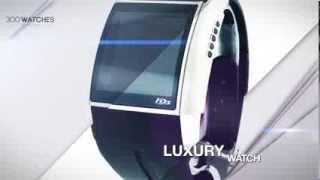 hd3 slyde digital touch screen clt electrical movement watch