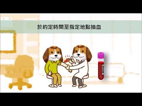 芮生生醫 - 免疫功能檢測流程 - YouTube