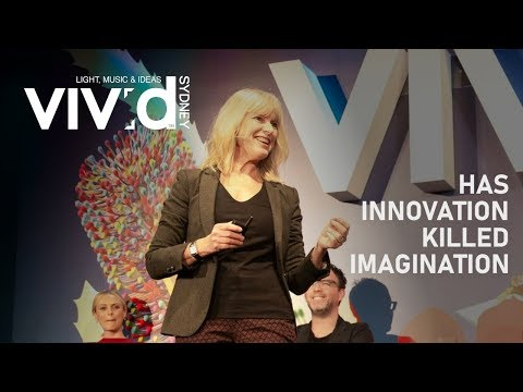 Gaia Grant: Has Innovation Killed Creativity? (Vivid Sydney)
