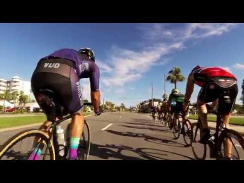 Sun PAG Ride final sprint